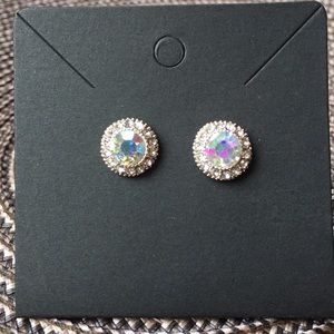 3/$12  Stud Earrings Multi colored